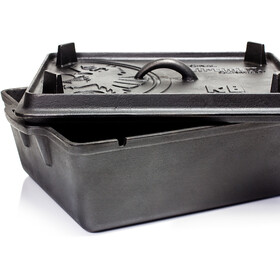 Petromax Forma de la caja k8 - negro